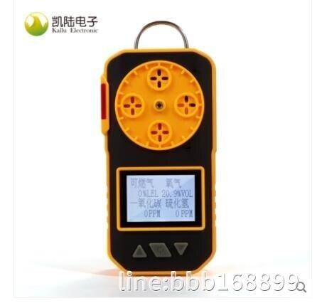 测试器 四合一氣體檢測儀可燃氧氣硫化氫一氧化碳有毒有害氣體泄漏報警器 星河光年DF