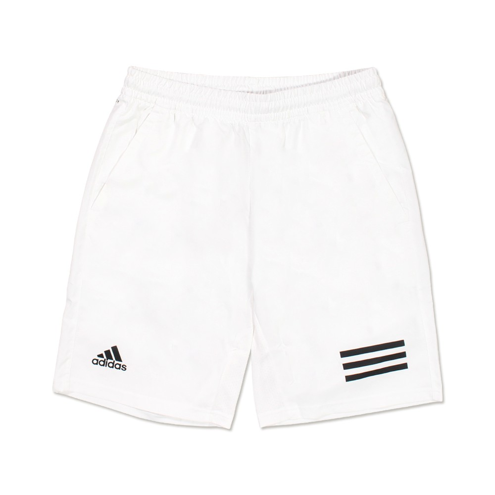 ADIDAS 男 CLUB 3STR SHORT 休閒短褲-GL5412 廠商直送