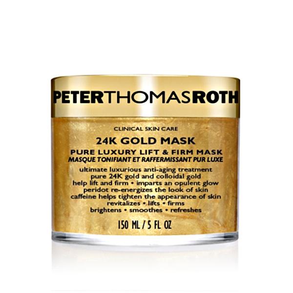 Peter Thomas Roth 彼得羅夫 24K黃金面膜 150ml【美人密碼】