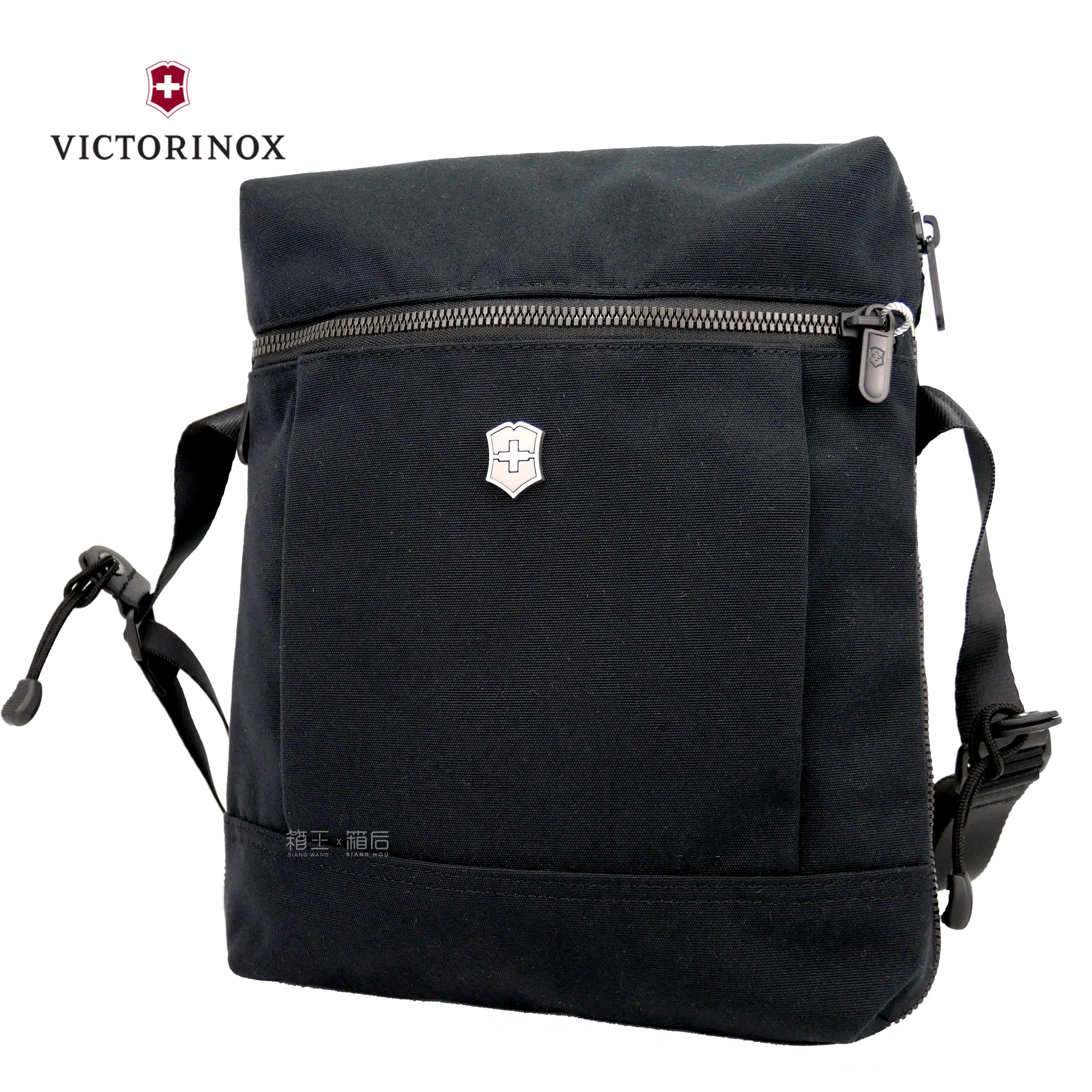VICTORINOX 瑞士維氏 可加大 平板側背包 斜背包 側背包 商務包 公文包 可插拉桿側背包 TRGE-607122