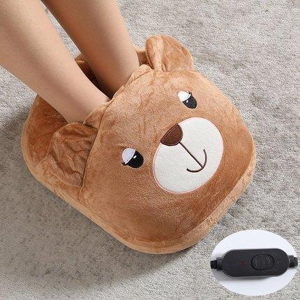 暖腳寶加熱充電電熱取暖器神器冬天保暖捂腳墊電暖鞋辦公室暖足冷『J9518』