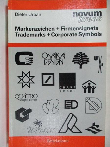 【書寶二手書T1/藝術_DU8】Urban Markenzeichen+Firmensignets…_novum press