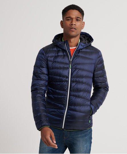 Superdry Clarendon Down Hooded Jacket
