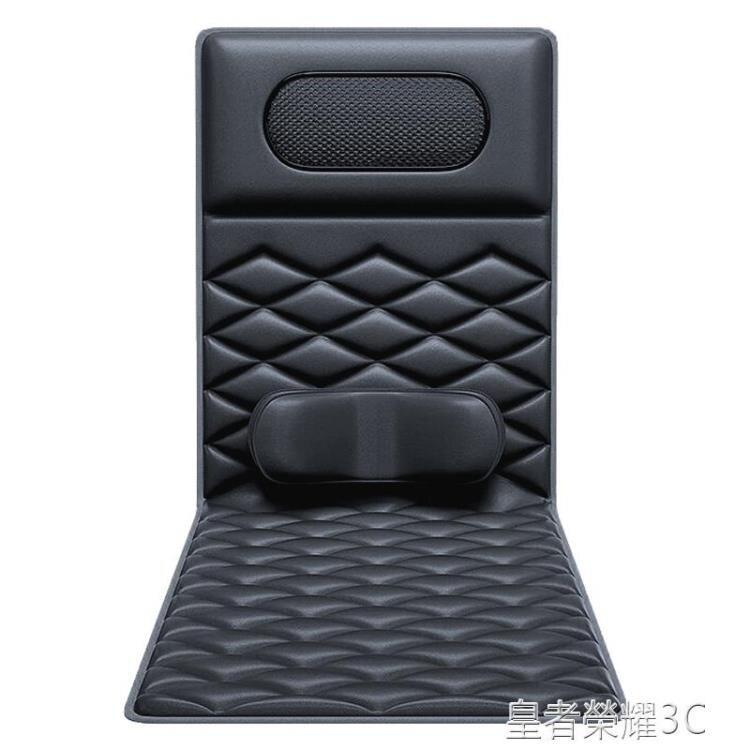 日本全身按摩墊多功能家用腰椎后背腰部背部揉捏加熱按摩床墊YTL 走心小賣場