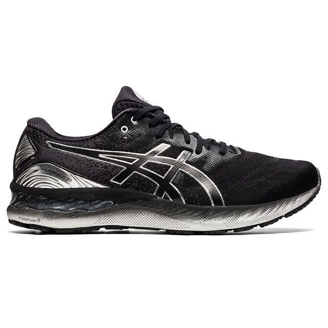 ASICS 亞瑟士 GEL-NIMBUS 23 PLATINUM 男 跑鞋  1011B156-001