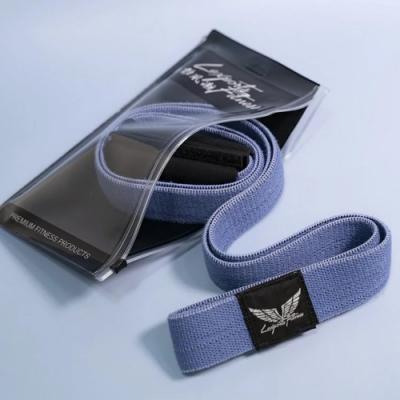 LEXPORTS-重量訓練健身彈力繩-時尚黑-拉力30kg