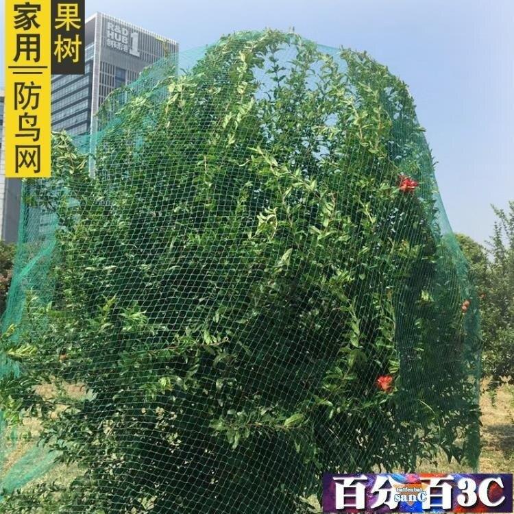 防鳥網 家用戶外西紅柿果園陽台防鳥網果園花園果樹 -免運-(洛麗塔)品質保證