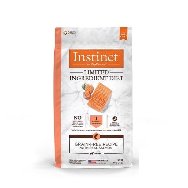 【Instinct原點】鮭魚低敏成犬配方4lb