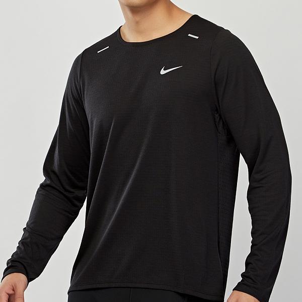 Nike AS M NK Rise 365 LS 男款 黑 慢跑 訓練 上衣 長袖 CJ5425-010