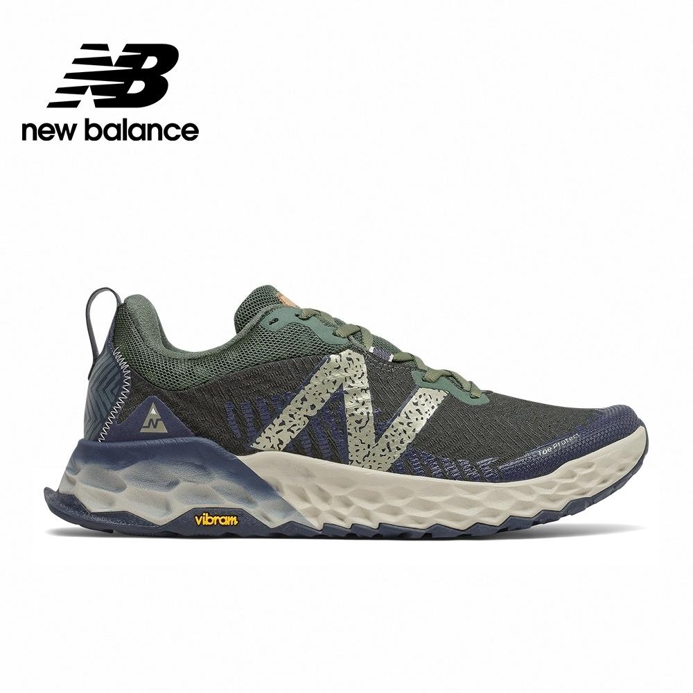 New Balance Fresh Foam Hierro v6 男 越野跑鞋 灰