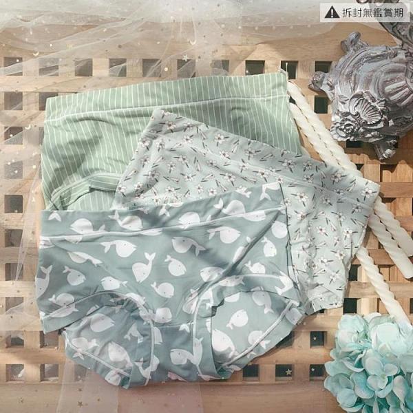 3條 中腰內褲女冰絲款無痕透氣莫代爾夏季學生薄【貼身日記】