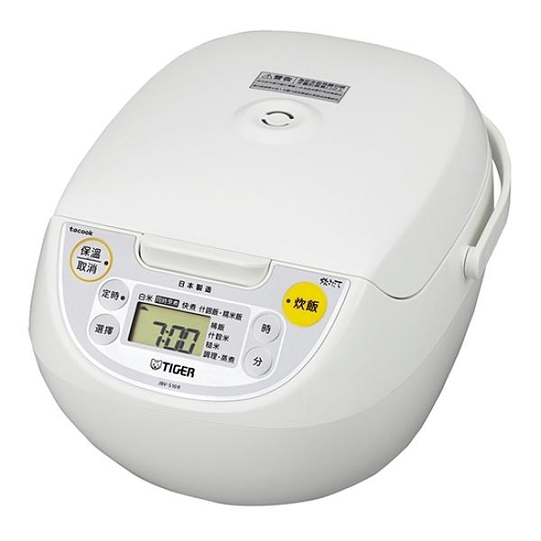 TIGER虎牌 6人份微電腦炊飯電子鍋 (JBV-S10R) 公司貨