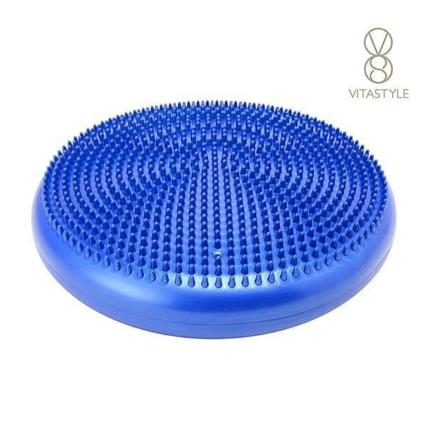 【南紡購物中心】【VITASTYLE】充氣平衡墊、充氣按摩平衡墊、平衡墊