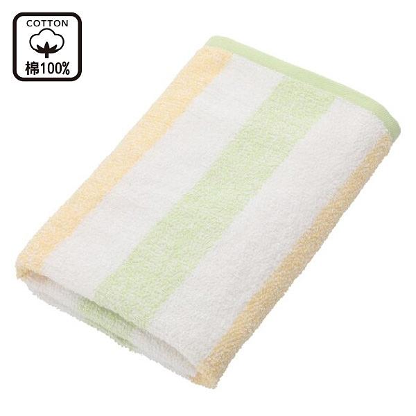 純棉浴巾 SHERRY ST YGR/YE NITORI宜得利家居