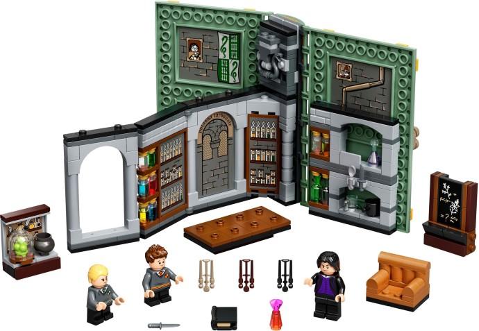 ☆勳寶玩具舖【現貨】LEGO 樂高 哈利波特 HARRY POTTER 76383 霍格華茲魔法書:魔藥學