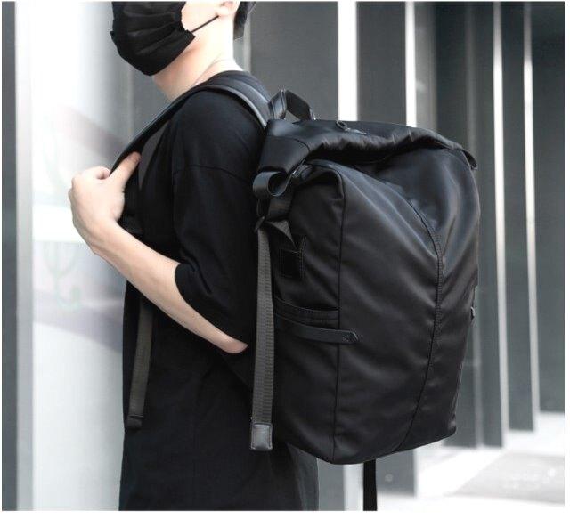 ㊣木村井泓 潮流全新背部設計後背包 尼龍後背包 筆電後背包 電腦後背包 雙肩包 (G0278)