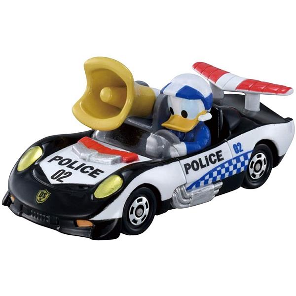 TOMICA 迪士尼小汽車 米奇妙妙保衛隊 DS-02 唐老鴨