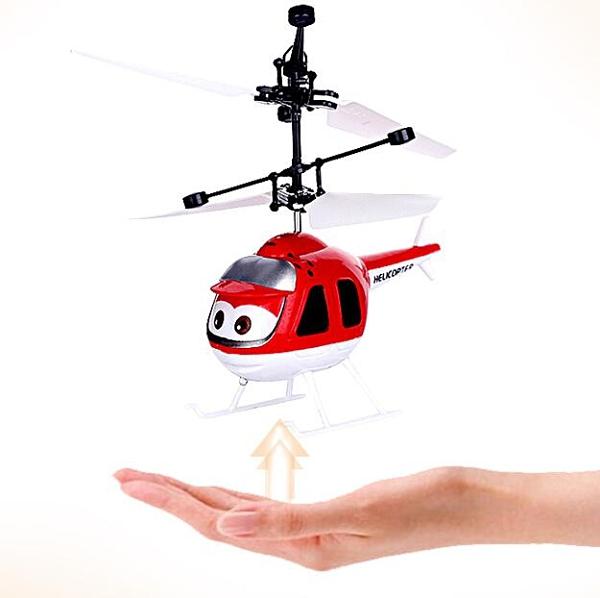 儿童玩具 感應飛機充電遙控飛行器男孩女孩兒童玩具懸浮直升機【快速出貨八折下殺】