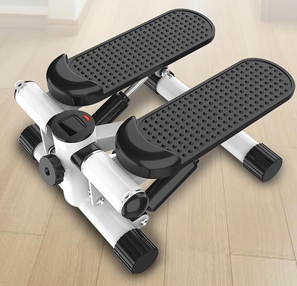踏步機 家用女減肥免安裝靜音多功能瘦腰瘦腿小型腳踏機健身器材TW【快速出貨八折搶購】