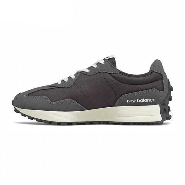 【NEW BALANCE】NB 327 復古鞋 休閒鞋 熱銷 麂皮 墨紅 男鞋 -MS327FFD【滿額現折$168】