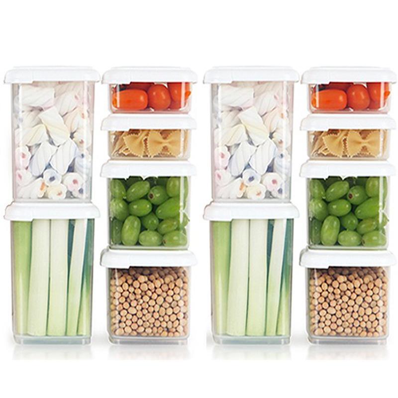 SENSE廚房全系列收納罐-B組(12件)