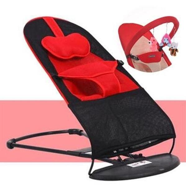 5折優惠 - 嬰兒搖搖椅安撫躺椅睡覺寶寶哄娃神器