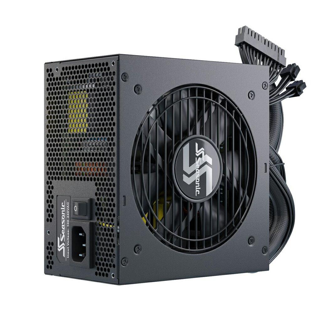 【Seasonic 海韻】Focus GM-650 650W 金牌 半模組 電源供應器(7年保)【三井3C】