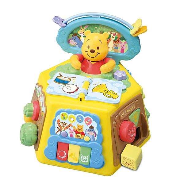 多美寶寶 維尼音樂益智盒