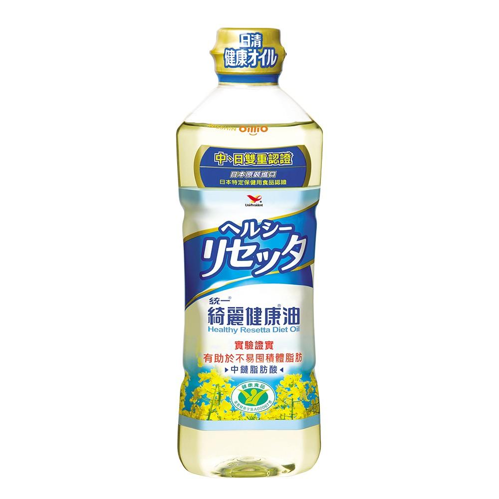 統一綺麗健康油(652毫升/瓶)6入組