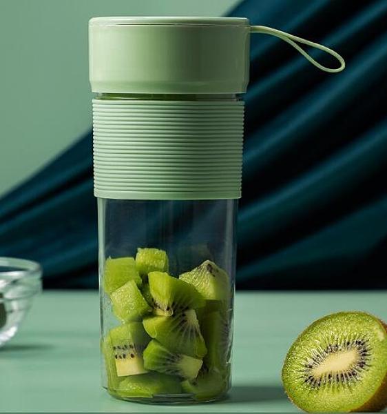 榨汁機 便攜式榨汁機家用水果小型充電迷你炸果汁機電動學生榨汁杯【快速出貨八折搶購】