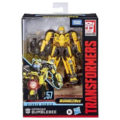 【孩之寶 Hasbro 】正版現貨 變形金剛 巡弋戰將 D級 SS-57 吉普車大黃蜂 Bumblebee