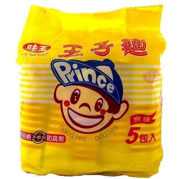 味王王子麵-原味40gx5包【愛買】