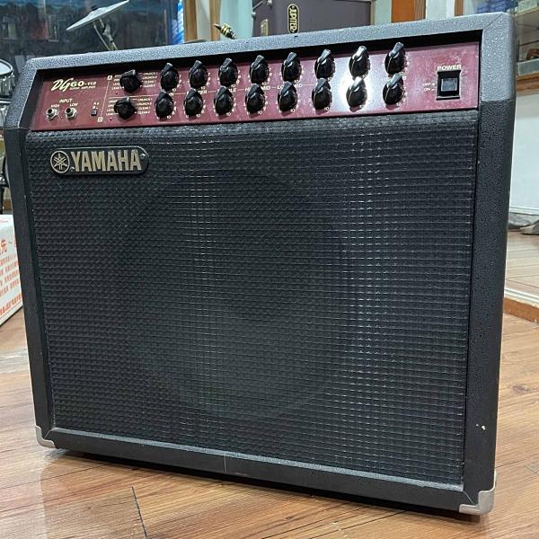 凱傑樂器 YAMAHA DG60-112 GUITAR AMP (60W瓦) 電吉他音箱 中古美品