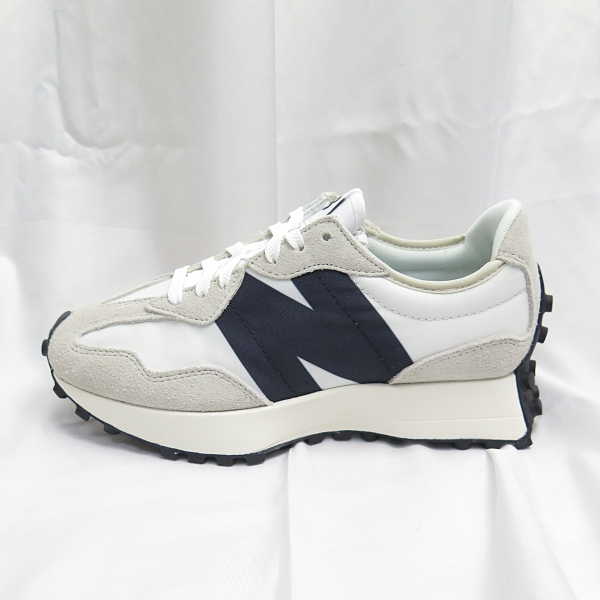 New Balance 327 男女款 休閒鞋 運動鞋 公司貨 MS327FE 灰白 黑 全尺碼【iSport愛運動】