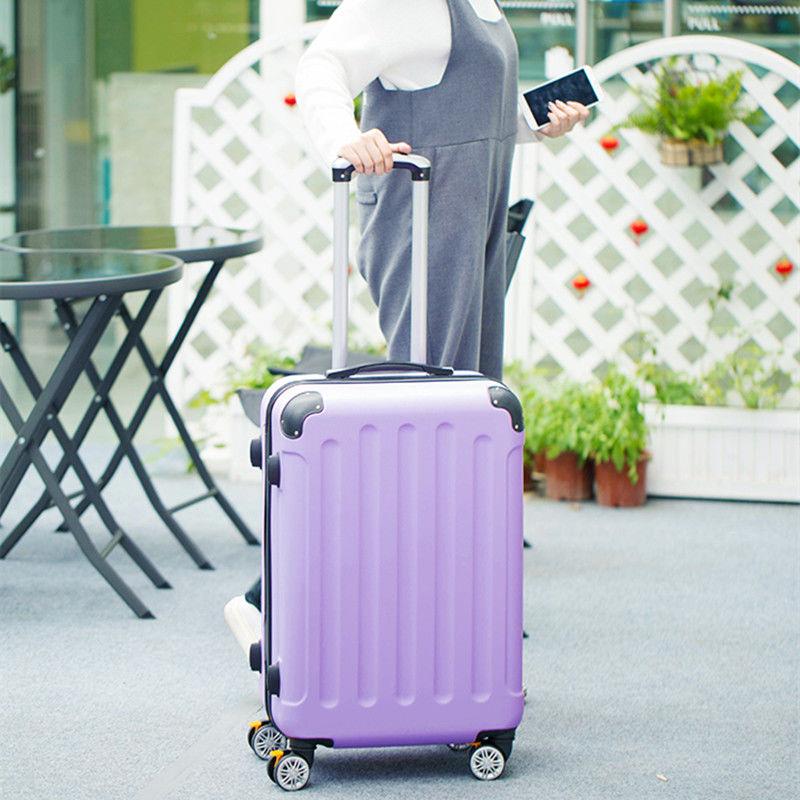 拉桿箱男萬向輪20寸行李箱女旅行箱登機箱24學生密碼箱26韓版箱子