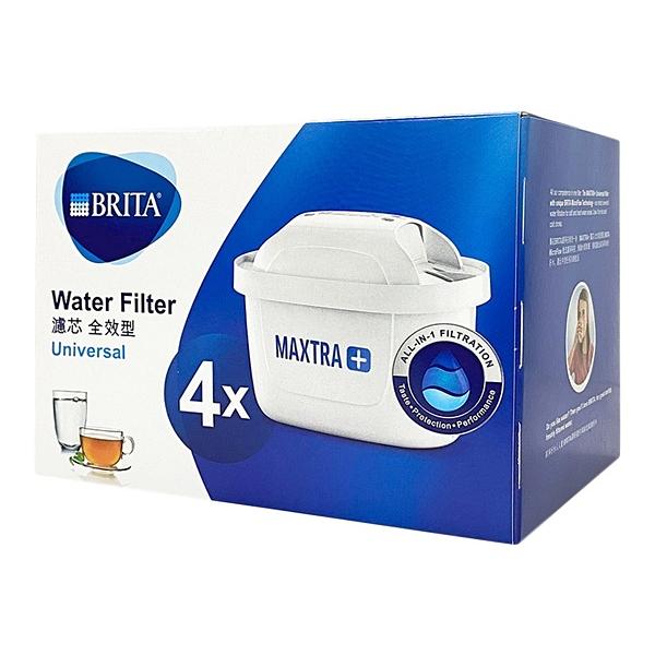 BRITA MAXTRA Plus全效型濾芯(4顆入)【小三美日】