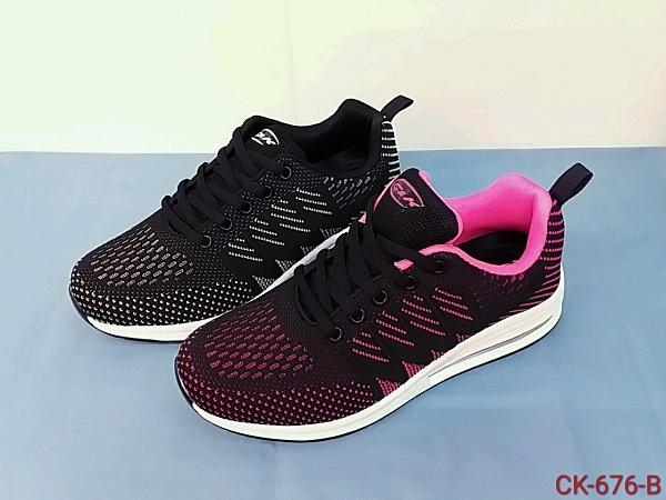 CK-676 愛麗絲的最愛 新款上市 韓版時尚透氣網布舒適軟底休閒鞋/氣墊鞋