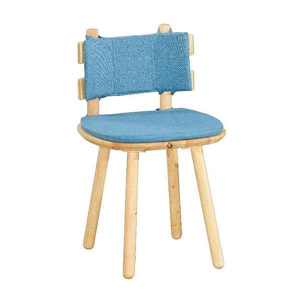 餐椅 AM-501-2 宮城全實木餐椅【大眾家居舘】