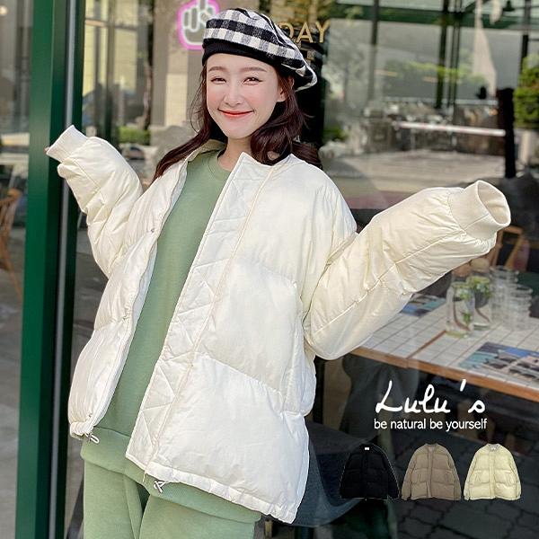 LULUS【A03200201】Y澎澎鋪棉外套3色