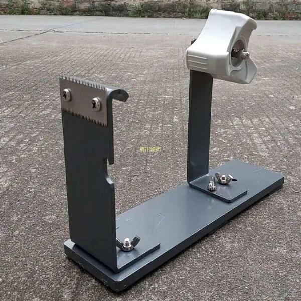 重型 免固定膠帶切割器大號台式透明膠帶座6cm封箱器特寬大 快速出貨