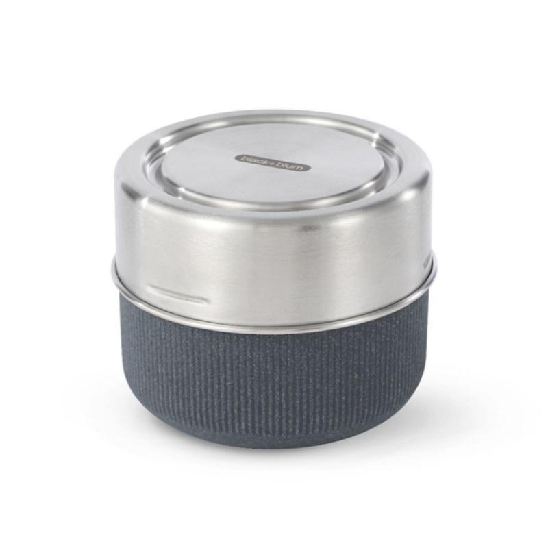 滿意玻璃罐(附防漏矽膠蓋/600ml) (兩色任選) 杏仁色