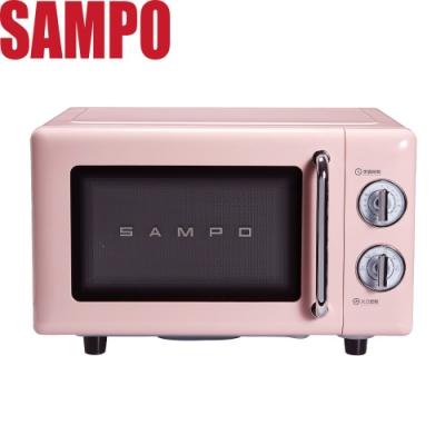 (快速到貨)SAMPO 聲寶 20L平台機械式微波爐 RE-C020PR-