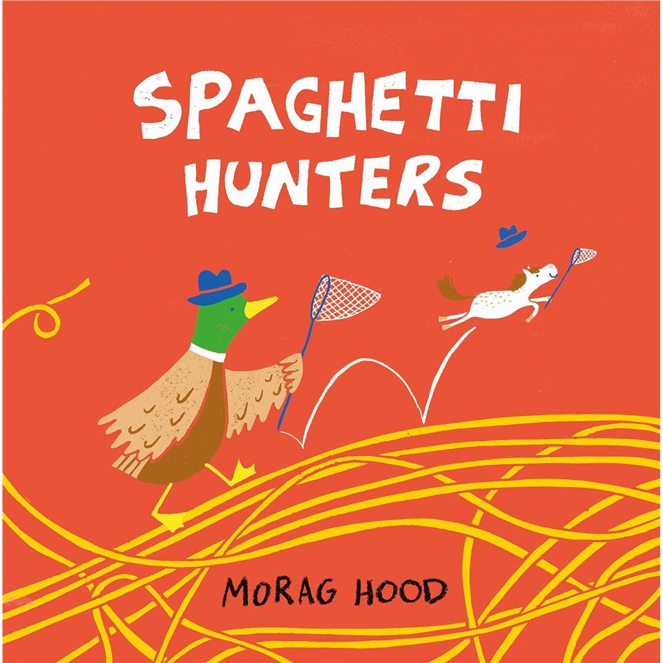 Spaghetti Hunters (精裝本)【三民網路書店】[75折]