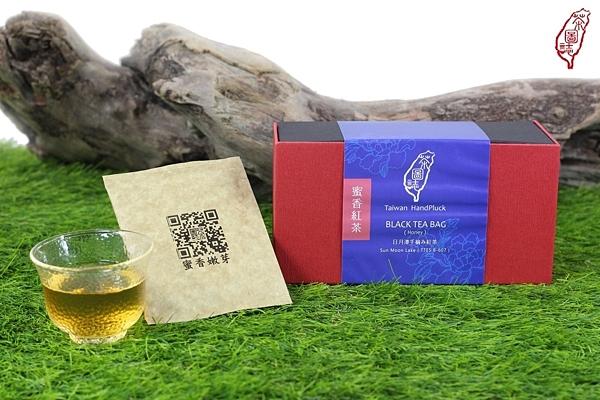 茶圖誌-『原葉手摘み蜜香』 紅茶 (茶包12入)