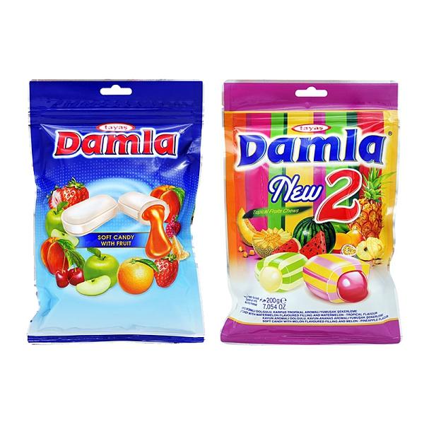 岱瑪菈 什錦軟糖(200g) 過年糖果 喜糖 宴客糖 進口糖果 進口軟糖 土耳其軟糖 水果軟糖