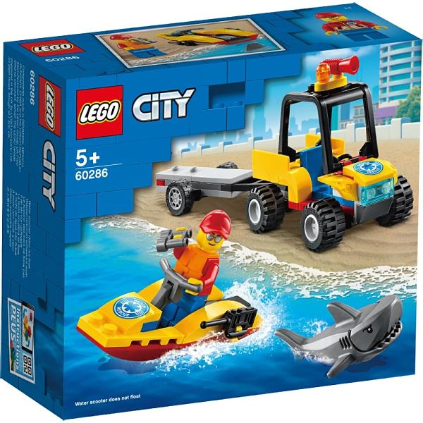 樂高積木Lego 60286 海灘救援 ATV