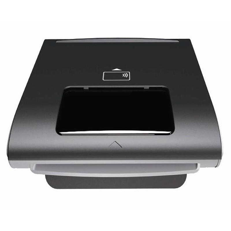 虹堡 感應式與接觸式雙介面晶片讀卡機 EZ710BU