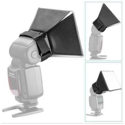 戀物星球 單反相機通用 外閃柔光罩 萬用柔光罩 機頂閃光燈柔光箱 柔光片