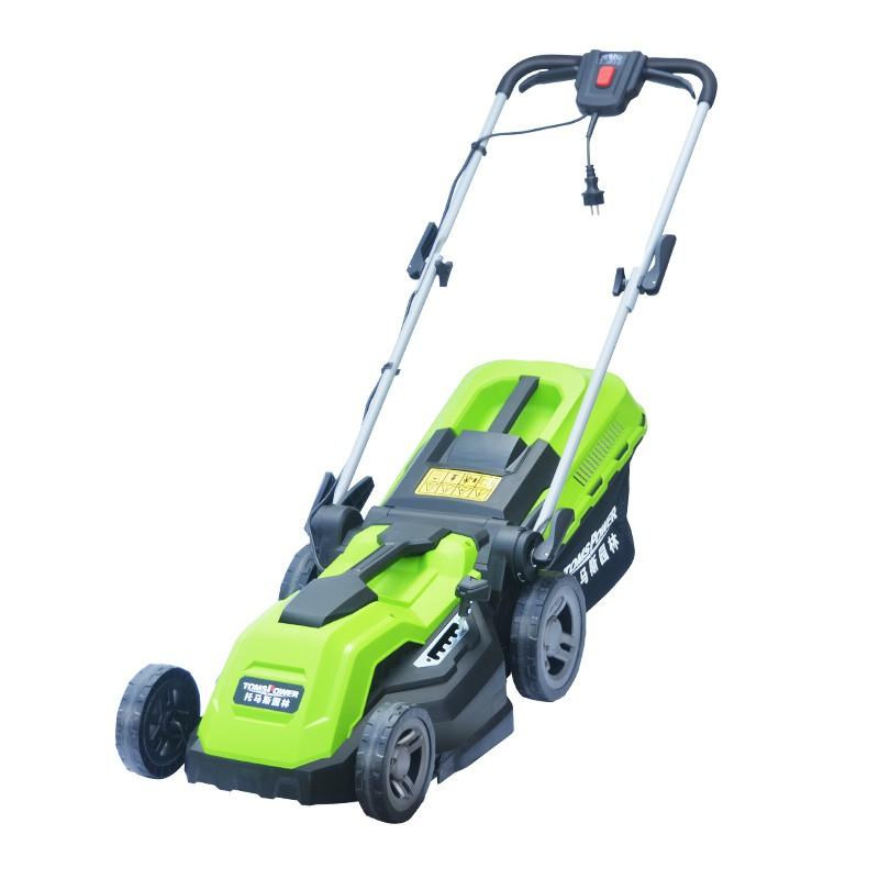 割草機 除草機剪草電動割草機自動小型家用多功能打草機草坪修剪機手推式