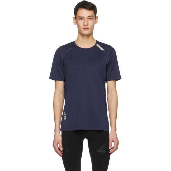 SOAR Running 靛蓝色 Tech-T 2.5 T 恤